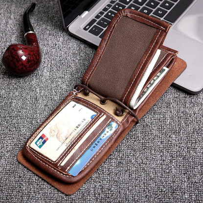 Picture of Vintage Short Wallet