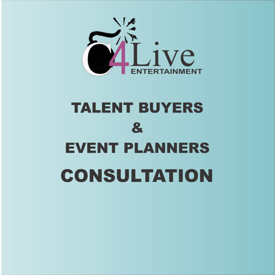 Picture of Talent & Event Buyers Consultation