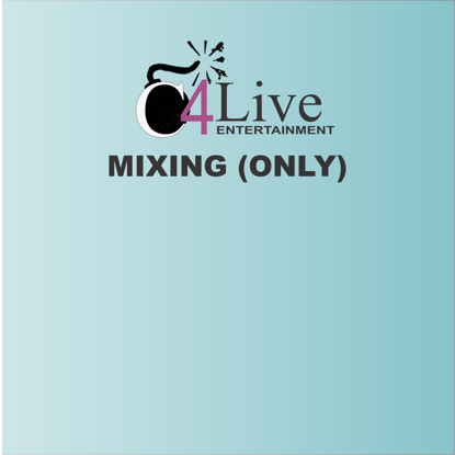 Picture of Mixing (only)