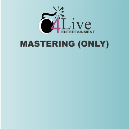 Picture of Mastering (only)